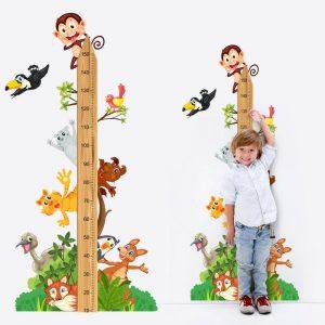 INSPIO Nálepka - Meter zvieratká zo ZOO (150cm) - detský meter na stenu, detsky meter na stenu, meter na stenu, meter na stenu, detsky meter, rastovy meter na stenu, meter na stenu pre deti, rastovy meter pre deti, detsky meter na stenu dreveny, dreveny meter na stenu, detsky meter nalepka, detsky meter na stenu dreveny, dreveny meter na stenu, detsky meter nalepka, rastovy meter, rastovy meter dreveny, meter pre deti na stenu, meter pre deti na stenu, meter na stenu nalepka, meter do detskej izby, meter na stenu nalepka, detský drevený meter na stenu, nalepovaci meter na stenu, nalepka na stenu meter, detsky nastenny meter, detský drevený meter na stenu, nalepovaci meter na stenu, nalepka na stenu meter, detský meter na stenu dracik, rastuci meter