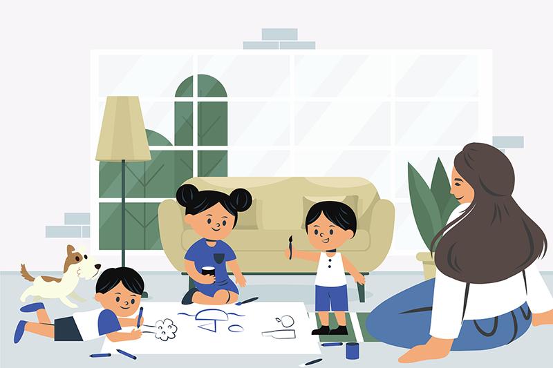 Ako zariadiť detskú izbu - inšpirácie