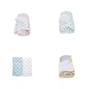 Letná deka pre bábätko - mušelínová prikrývka